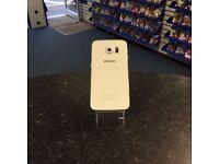 Samsung Galaxy S6 Edge 64GB White Pearl Unlocked *12 Month Warranty*