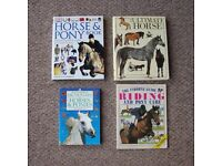 4 Horse & Pony Books