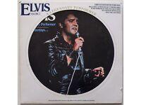 ELVIS PRESLEY 'A Legendary Performer Vol 3' - CPL1-3078 - Vinyl LP Picture Disc