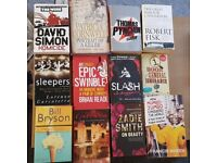 12 Book bundle
