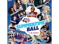 Summertime ball tickets