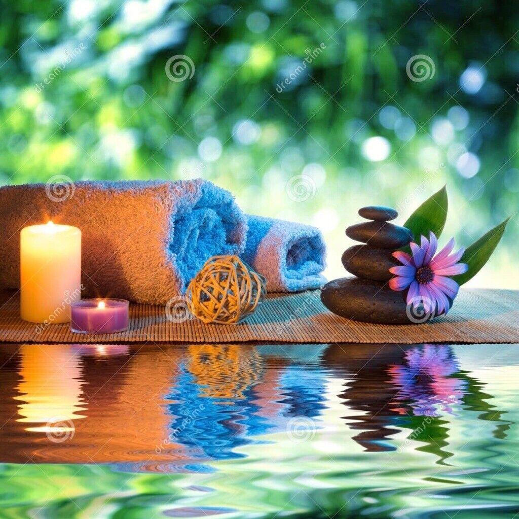 New Massage Spanew 3 Girls Chinese Full Body Massage -9853