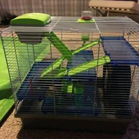 Brill hamster cage