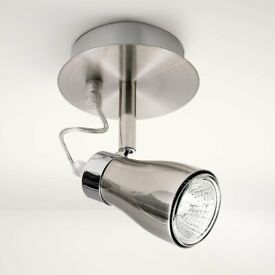 BRAND NEW - Chrome spotlight