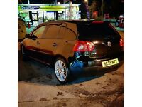 VW Golf 1.4 S R32 Alloys Black Navigation Aux Excellent First Car 96k Bargain NOT ONE TO MISS