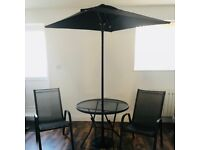 PATIO TABLE WITH CHAIRS