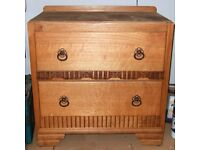 Art Deco Style Chest of Drawers / Sideboard.