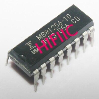 1pcs Mb81256-10 Mb81256 Mos 262144 Bit Dynamic Random Access Memory