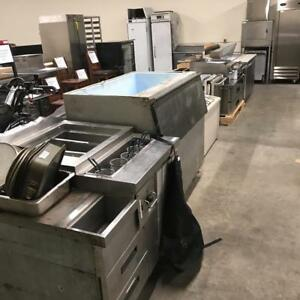 Restaurant Equipment Auction