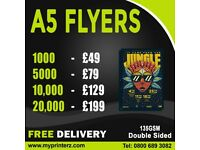 LEAFLET I FLYER I BUSINESS CARDS I ROLLER BANNER I WEBSITE DESIGN I PRINTING
