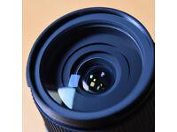 Tamron 16-300mm F3.5-6.3 Di II VC PZD Macro Canon fit