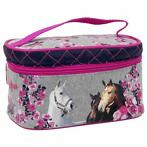Animal PicturesPaarden - Beauty Case - 20 cm - Multi