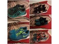 Nike 5.0 & New Balance 850 Trainers