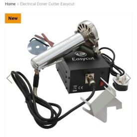 Electric donner cutter