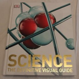 Science - The Definitive Visual Guide ISBN 978-0-2412-4314-5