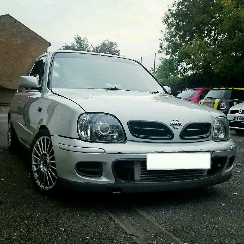 Nissan Sentra Gearbox For Sale Nissan Micra K11 turbo 1.6   in South Croydon, London ...