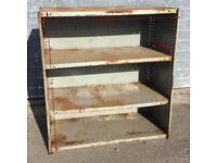 Garage / workshop / shed / outhouse storage shelves