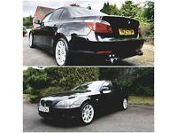 STUNNING LOW MILAGE BMW 520i 2.2 SPORT M5 REPLICA 320 a4 Passat civic golf leon astra Octavia