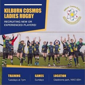 Women's rugby team recruiting new or experience players!