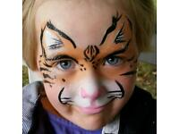 Childrens Face Painter /Face Painting/Painting/ Bouncy Castle Hire /Children's Party Entertainer/