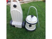 40 litre aquaroll with handle and wastemaster