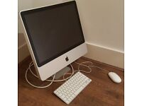 "iMac 24"" 2GHz Core 2 Duo, 4Gb 1067 Mhz DDR3 RAM, 160GB Hard Disk, OS X 10.6 Snow Leopard"
