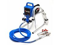 AIRLESS PAINT SPRAYERS !! FREE DELIVERY sprayer painter painting electric no more air compressor