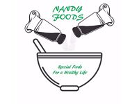 Nandy Foods - Specialists in Healthy Indian Food Catering