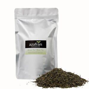 BIO Grüner Tee   Japanischer Sencha Grüntee (Japanese Green Tea) 250 Gramm