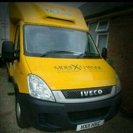 Iveco Daily box van (customised)