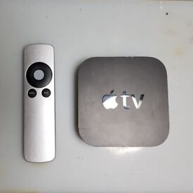 Apple TV 3rd Generation 1080p Bluetooth Support Used