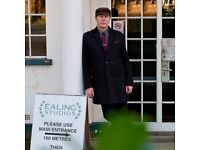 Creative types in Ealing and nearby sought by male writer and film maker.