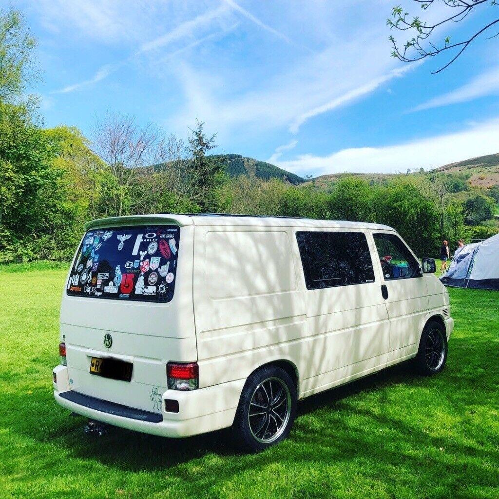69e314cc5f VW T4 campervan High spec Solar powered off grid camper
