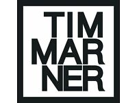 Full Time Account Manager/Admin Mon - Fri (for Tim Marner Creative Agency) £7.25ph