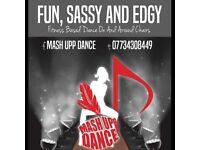 Mash Upp Dance Classes