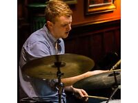 Drum tuition Glasgow all experience levels and styles