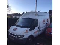 Ford transit for quick sell