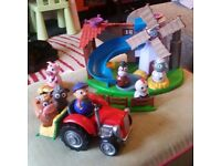 Weebles Farm and animals