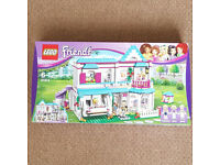 Lego 41314 Friends Stephanie's House - Brand New