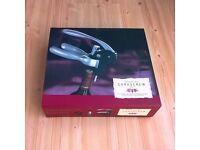 New SOMMELIER WINE CORKSCREW SET in presentation box