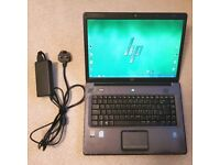 "Laptop HP 15,6"" G700 - Very good condition"