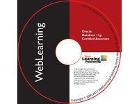 Oracle Database 11g: SQL Developer Certified Associate - 1Z0-051 Computer Based Training - CBT