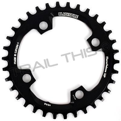 Blackspire 34T x 94mm MTB Bike Chainring 1x9/10/11-Speed fit Narrow Wide SRAM X1