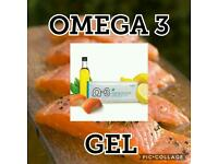 OMEGA 3 GEL BY AGEL 30PACK