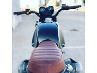 Leather effect Vinyl material upholstery (motorbike,car,chairs