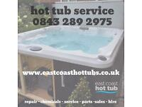 Hot Tub repair and servicing Norfolk and Suffolk