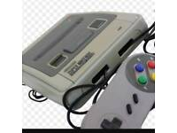 Retro games and consoles. Computers wanted