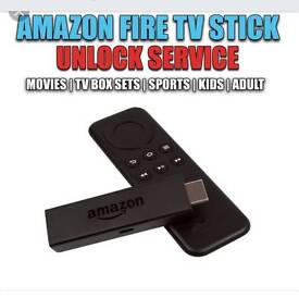 Firestick or Android box updating