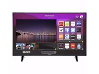 Techwood 49 inch Ultra HD 4K LED Smart TV Only 1 month old !!! With Warranty !!!