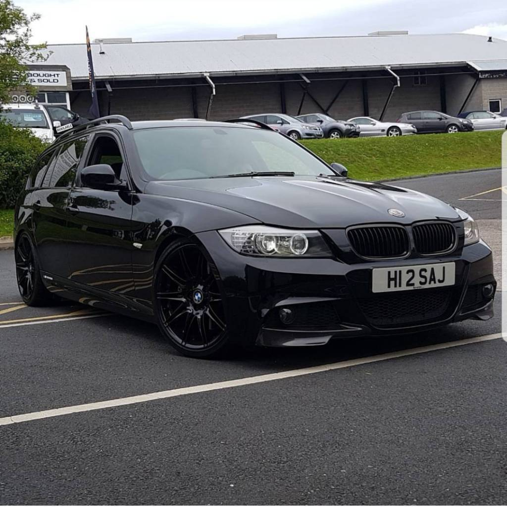 bmw e90 e91 e92 e93 f30 mv4 alloy mint wheels black set with good tyres can post anywhere in uk. Black Bedroom Furniture Sets. Home Design Ideas